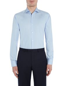 Hugo Boss Jery Slim Fit Contrast Trim Shirt