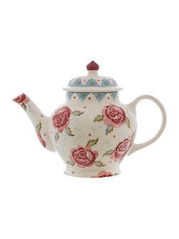 Rose & Bee 2 Cup Teapot Boxed