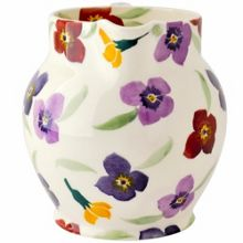 Emma Bridgewater Wallflower 1/2 Pint Jug
