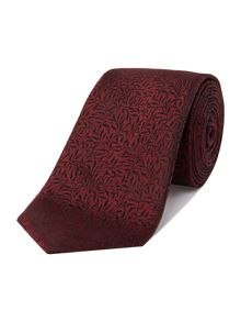 Kenneth Cole Paidge Floral Jacquard Tie