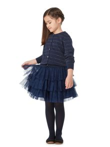 Little Dickins & Jones Girls Sparky Tutu Skirt