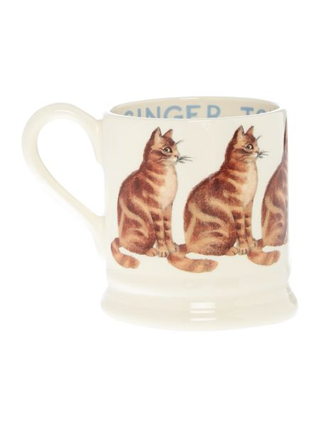 Emma Bridgewater Ginger Tom Cat 1/2 Pint Mug