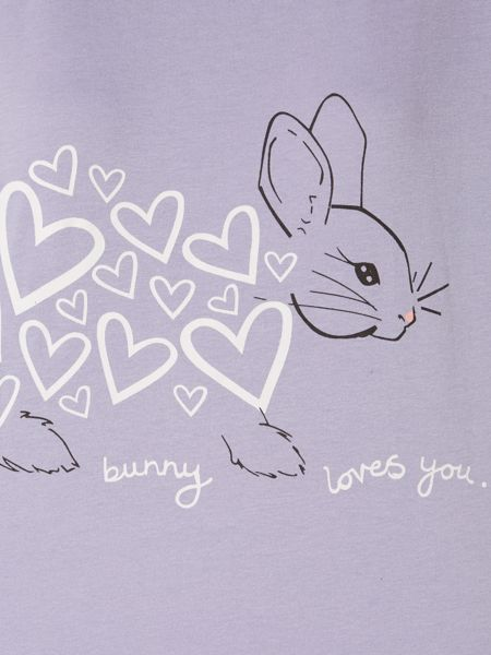 Therapy Some Bunny Loves You PJ Set