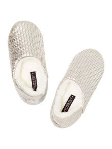 Therapy Metallic Slipper