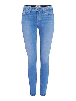 Hoxton mid rise ankle skinny jean