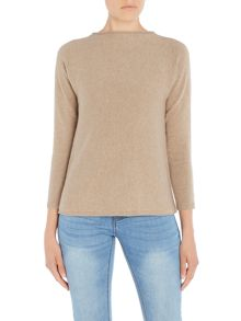 Marella Mecene long sleeve jumper with split back