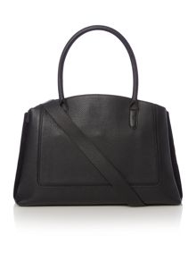 Dickins & Jones Hilda triple compartment handbag