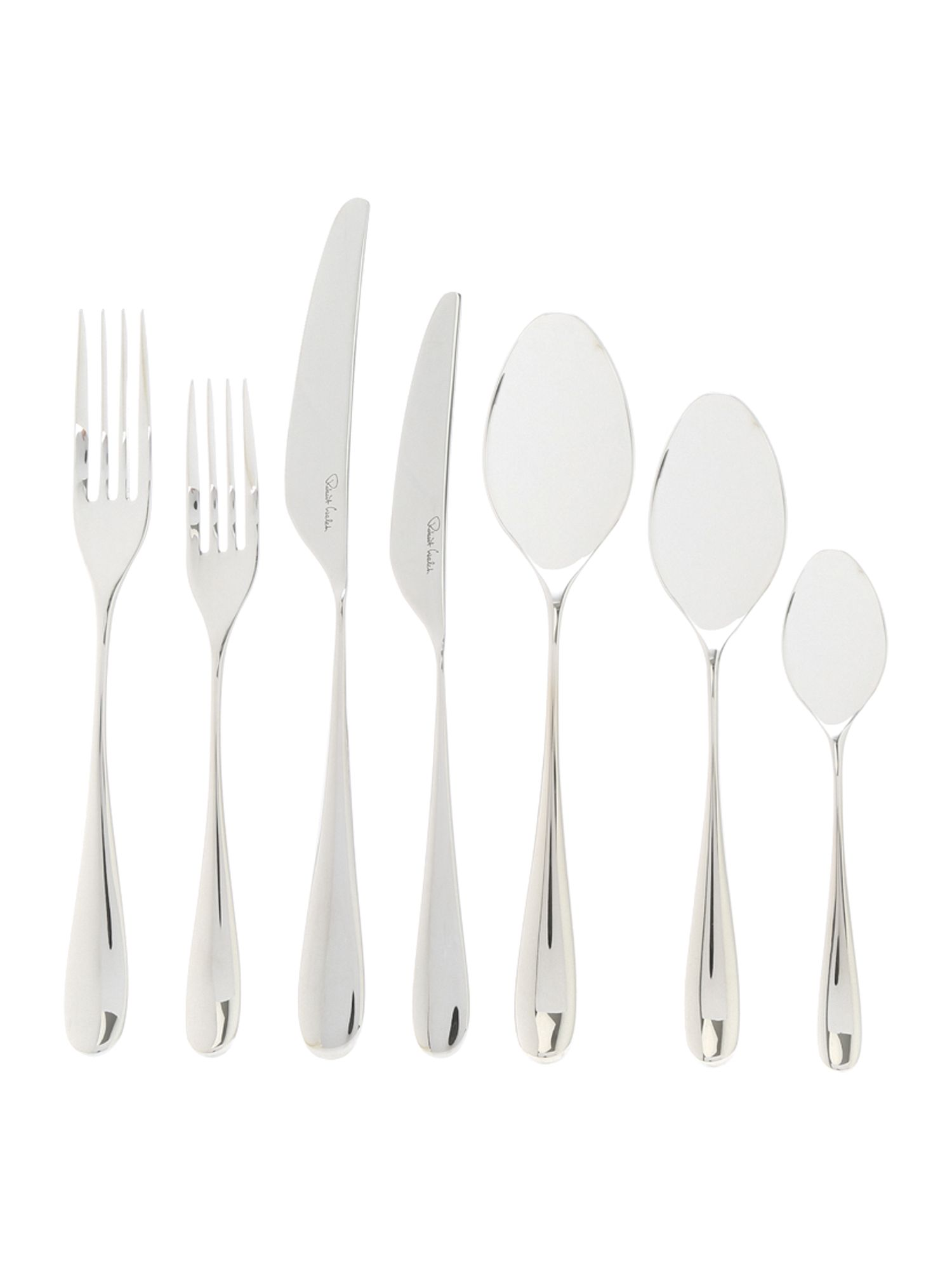 Image of Robert Welch Arden 1 Place Cutlery Set