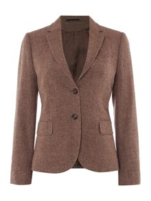 Gant Bid Eye Wool Blazer