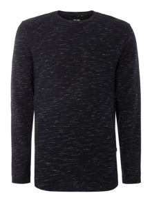 Only & Sons Marl Crew Neck Sweatshirt