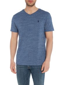 Polo Ralph Lauren Basic v neck short sleeve tee