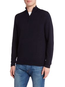 Howick Arlington Lightweight Funnel Neck Jumper