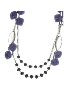 Marella Custodi beaded necklace