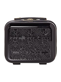 Logo black vanity case