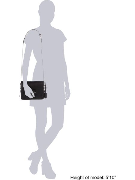 Marella Si leather cross body bag