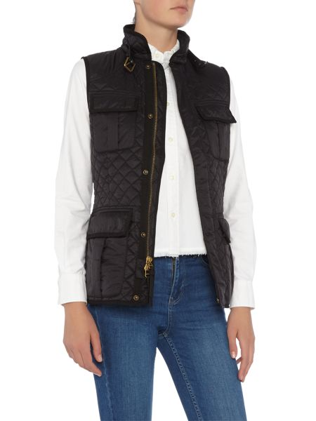 Polo Ralph Lauren Lucy quilted gilet