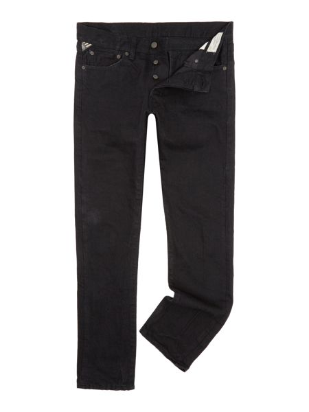 Denim and Supply Ralph Lauren Slim fit black jean