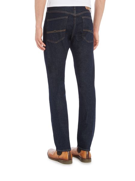 Denim and Supply Ralph Lauren Slim fit dark wash jean