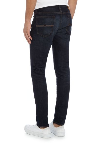 Denim and Supply Ralph Lauren Skinny fit stretch dark wash jean