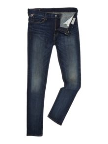 Denim and Supply Ralph Lauren Skinny fior dark rinse jean