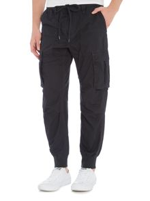 Denim and Supply Ralph Lauren Cuffed tapered leg cargo trouser