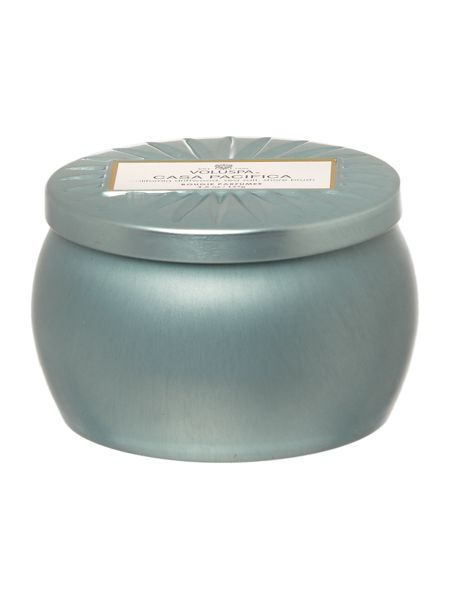 Voluspa Casa Pacifica 4oz Mini Tin Candle