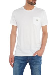Denim and Supply Ralph Lauren Regular fit crew neck pocket logo t shirt