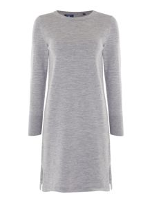 Gant Fine Merino Wool Dress