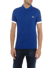 Fred Perry Taped pique polo
