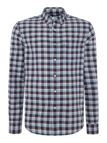 Denim and Supply Ralph Lauren Regular fit check shirt