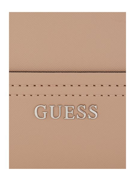 Guess Taupe cross body bag