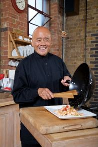 Ken Hom Performance Non-stick CS 32cm Wok