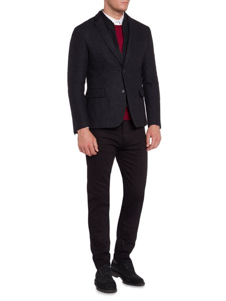 Linea Monte Removable Baseball Insert Blazer