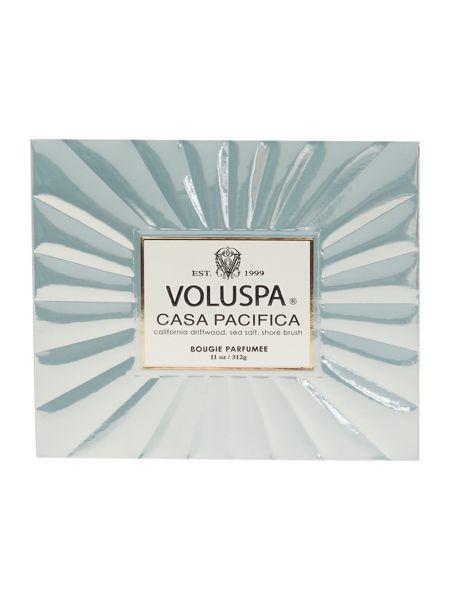 Voluspa Casa Pacifica 11oz Corta Maison Glass Candle