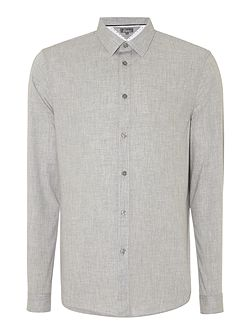 Abel Plain Marl Shirt