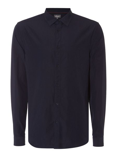 Linea Cyril Washed Indigo Shirt