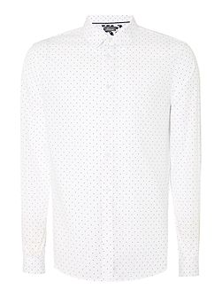 Elvire Polka Dot Print Shirt