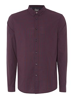 Roux Gingham Check Shirt