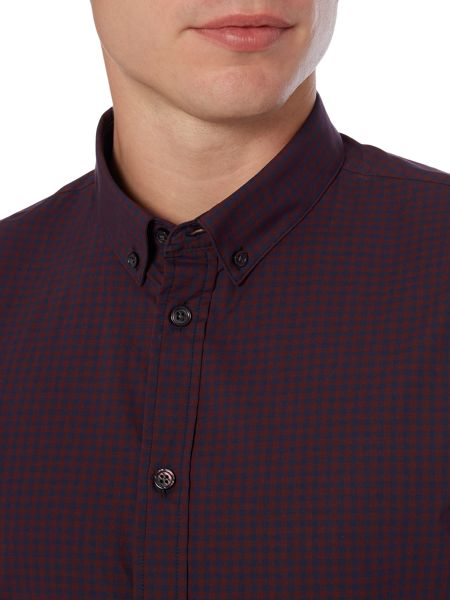 Linea Roux Gingham Check Shirt