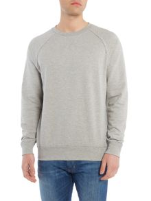 Only & Sons Raw Seam Crew Neck Sweatshirt