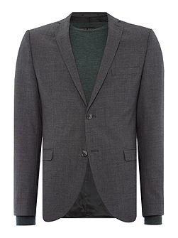 Mylo Don Plain Weave Suit Jacket