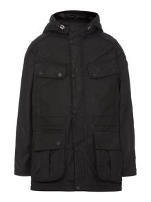 Barbour Boys Storm Parka Jacket