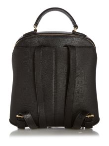 DKNY Black Small Backpack