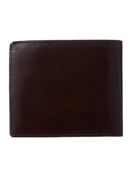 Ted Baker Breeze Metal Corner Bi-Fold Wallet