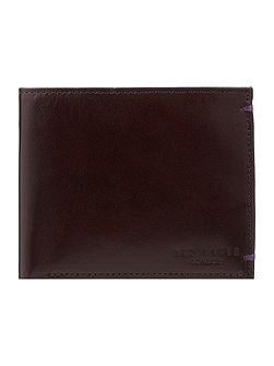 Puzzle Bright Internal Bi-Fold Wallet