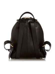 DKNY Black Backpack