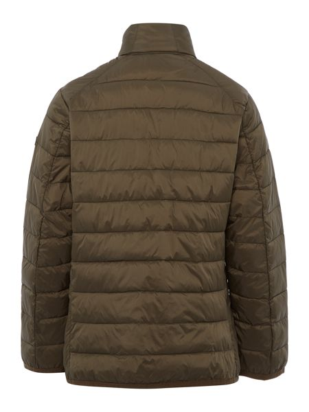 Barbour Boys Crossover quilt Jacket