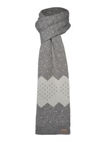 Gant Holiday Knitted Scarf