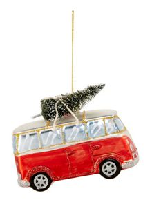 Linea Glass camper van decoration