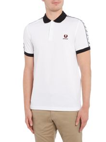 Fred Perry Short sleeve countries polo